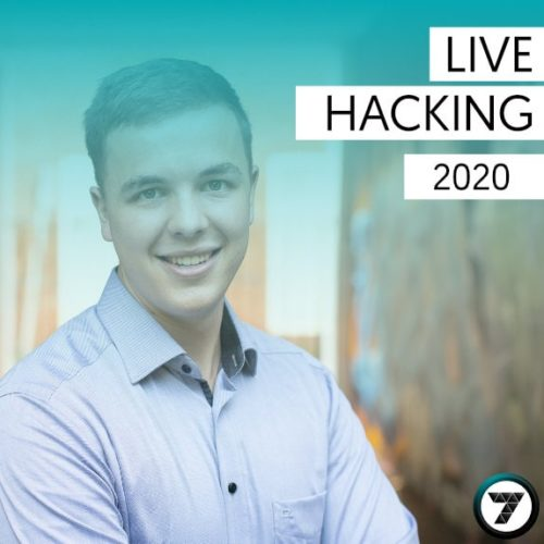 LIVE HACKING 2020 red